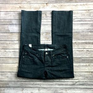 DC Resin Wash Straight Jeans